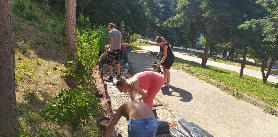 Spolupráca MŠ Okulka a Spojenej školy internátnej Vranov